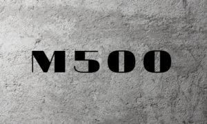 Товарный бетон М500