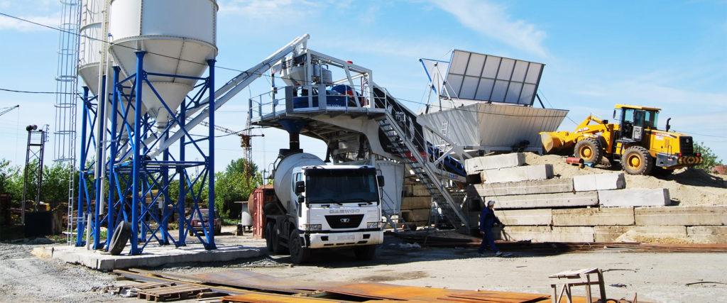 Купить бетон в Ростовской области